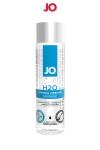 Lubrifiant H2O 120 ml - Le lubrifiant de référence de System Jo, à base d'eau et totalement neutre pour plus de plaisir.