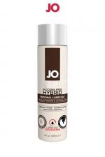 Lubrifiant hybride sans silicone effet chaud 120 ml - A base d'eau et d'huile de noix de Coco, ce lubrifiant hybride effet chaud est un  Must Have  de la marque System Joe.