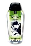 Lubrifiant Toko Aroma - melon et mangue - Lubrifiant intime à base d'eau, aromatisé melon et mangue, pouvant être léché, par Shunga, le spécialiste du plaisir intime.