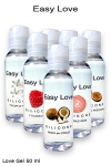 Love Gel parfumé 50 ml - Gel 2 en 1  made in france  et haute qualité (lubrification et massages)7 parfums au choix.