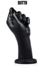 Gode géant Fist Corps - BUTTR - Gode géant (diamètre de 5,7 à 8,6 cm) spécial fist-fucking en PVC, reproduisant un poing fermé.