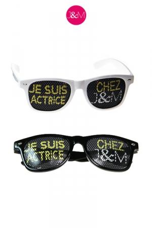 Lunettes Jacquie & Michel Actrice - Apr�s les lunettes