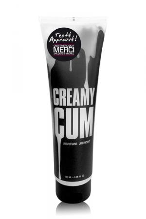 Lubrifiant Creamy Cum - Jacquie et Michel - Le lubrifiant intime qui ressemble � du sperme approuv� par l'�quipe J&M.