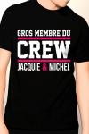 Tee-shirt Gros membre Jacquie et Michel