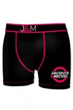 Boxer J&M modèle 10 - Ne loupez jamais une belle occasion de montrer votre... Boxer (modèle 10) Jacquie et Michel.