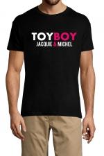 Tee-shirt Toy Boy - Jacquie et Michel - A saisir Toy Boy peu servi, sans phtalate, non vibrant, offrant de multiples possibilités de stimulations.