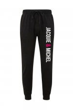 Pantalon de jogging Jacquie & Michel : Pour le sport ou le farniente, enfilez un bon pantalon de jogging confortable. Merci Jacquie et Michel !