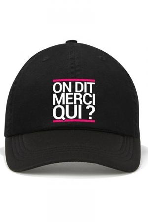 Casquette Jacquie et Michel - mod�le1 : La casquette