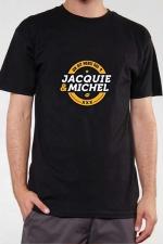 T-shirt Jacquie & Michel n°3 - Le Teeshirt exclusif (visuel 3) à l'effigie de  Jacquie & Michel, votre site amateur préféré.