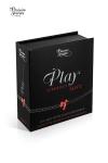 Jeu Play Surprises - Plaisirs Secrets - Coffret de défis et scénarios coquins. Choisissez votre coffret Soft ou Hot, par Plaisirs Secrets.
