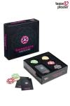Jeu coquin Kamasutra Poker game - Vous aimez le poker? Vous aimez les jeux coquins et l'univers du Kama Sutra? Le jeu Kamasutra Poker game est fait pour vous !