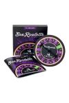 Sex roulette Kama Sutra - Faites tourner la roue du sexe et accompissez votre défi parmi 24 positions sexuelles super excitantes.