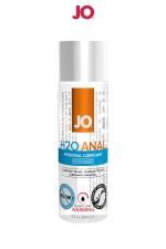 Lubrifiant anal effet chaud 60 ml - Lubrifiant spécial anal à base d'eau, pour la pratique de la sodomie avec un partenaire ou pour jouer avec un sextoy.