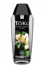 Lubrifiant Toko Organica - 165 ml - Lubrifiant intime certifié Bio, à base d'eau, fabriqué par Shunga.
