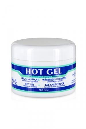 Lubrifiant chauffant Hot gel