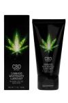 Lubrifiant CBD Eau Cannabis 50ml