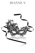 Masque sensuel Violaine : Masque n° 4 Violaine, un superbe masque de style vénitien, par Rianne S.