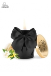 Bougie de massage érotique Melt My Heart - Bougie de massage parfumée avec l´essence  Aphrodisia  au pouvoir aphrodisiaque, par Bijoux Indiscrets.