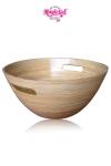 Bol Bambou Nuru - L'accessoire indispensable de vos massages Nuru.