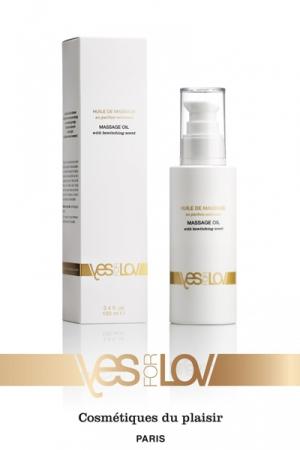 Huile de Massage Enivrante (100ML) - Une huile de massage
