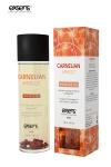 Huile massage BIO Cornaline Abricot - Exsens - huile de massage dynamisante certifiée Bio à la Cornaline et à l'huile d'Abricot, par Exsens.