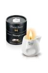Bougie de massage - Coco - Bougie érotique se transformant en huile de massage sensuelle au goût gourmand de noix de coco.