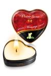 Mini bougie de massage Mojito - Bougie de massage sensuelle et gourmande au format idéal pour un massage tout en douceur. Parfum agréable et gourmand.