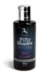 Huile de bain sensuelle - Fifty Shades of Grey - Une huile de bain sensuelle aromatis�e au parfum unique de Christian.