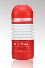 Tenga Rolling Head Original - Le masturbateur qui porte une attention toute particulière à la stimulation  de votre gland !