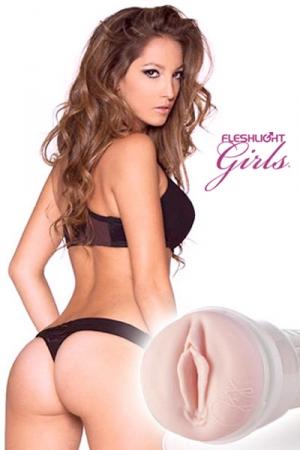 Fleshlight Girls Jenna Haze Lotus - Dans sa chatte? dans son  petit cul serré? choisissez votre Fleshlight pour baiser Jenna Hase comme vous l'entendez.