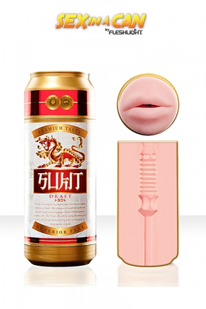 Sex In a Can - Sukit Draft - Une fellation en guise d'invitation aux plaisirs de l'orient.