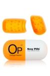 Masturbateur Sexy Pills Orange Passion