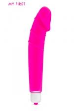 Vibro Yoo Hoo - My First - Un petit vibro puissant et semi-réaliste, le sextoy idéal pour se familiariser avec l'utilisation d'un sextoy.