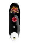 Stimulateur Womanizer Tatoo édition - Le stimulateur clitoridien ultime Womanizer W100 en version limitée Tatoo.