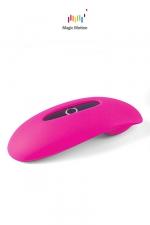 Candy - Stimulateur Bluetooth pour culotte - un petit stimulateur connecté pour culotte, contrôlé à partir de votre smartphone.
