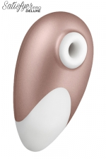 Stimulateur Satisfyer pro deluxe - Le stimulateur féminin ultime Satisfyer maintenant en version luxe et format mini.