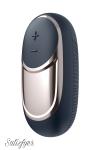 Stimulateur Layons Dark Desire - Satisfyer - Mini stimulateur clitoridien discret ressemblant à une télécommande sexy offrant de puissantes vibrations et un plaisir intense.
