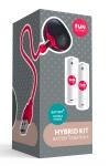 Hybrid Kit Fun Factory Battery plus - Avec l'hybrid Kit, transformez votre sextoy Battery + en vibromasseur rechargeable.