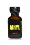 Poppers Amyl 24 ml - Poppers au véritable nitrite d'Amyle en flacon de 24 ml.