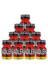 Pack 10 Poppers Adler 9ml