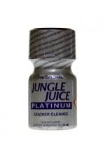 Poppers Jungle Juice platinum 10 ml - Nouvelle version haute qualité à base de Propyle développé par le fabricant du légendaire Jungle Juice.
