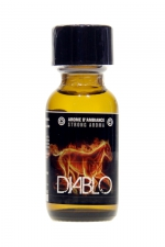 Poppers Diablo Propyl 25ml - Jolt - L'arôme aphrodisiaque diabolique en version Propyle 25ml, pour des fêtes 100% désinhibées.