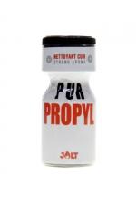 Poppers Pur Propyl Jolt 10ml : arôme aphrodisiaque haute qualité de la collection Pur de Jolt au Nitrite de Propyle, spécial sensations fortes, flacon de 10 ml.