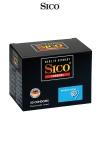 50 préservatifs Sico MARATHON - 50 préservatifs haute qualité bénéficiant d'un enduit à base de Benzocaine ayant un effet retardateur d'éjaculation.