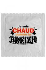 Préservatif humour - Chaud Comme La Breizh - Préservatif Chaud Comme La Breizh, un préservatif personnalisé humoristique de qualité, fabriqué en France, marque Callvin.