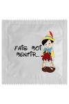 Préservatif humour - Fais Moi Mentir - Préservatif