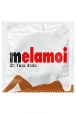Préservatif humour - Melamoi Et Fais Dodo - Préservatif Melamoi Et Fais Dodo, un préservatif personnalisé humoristique de qualité, fabriqué en France, marque Callvin.