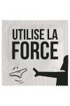 Préservatif humour - Utilise La Force - Préservatif