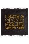 Préservatif humour - Good Feeling