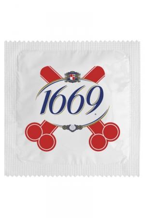 Préservatif humour - 1669 - Préservatif  1669 , un préservatif personnalisé humoristique de qualité, fabriqué en France, marque Callvin.